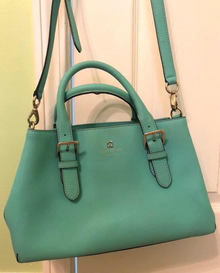 Kate Spade Turquoise  Handbag!