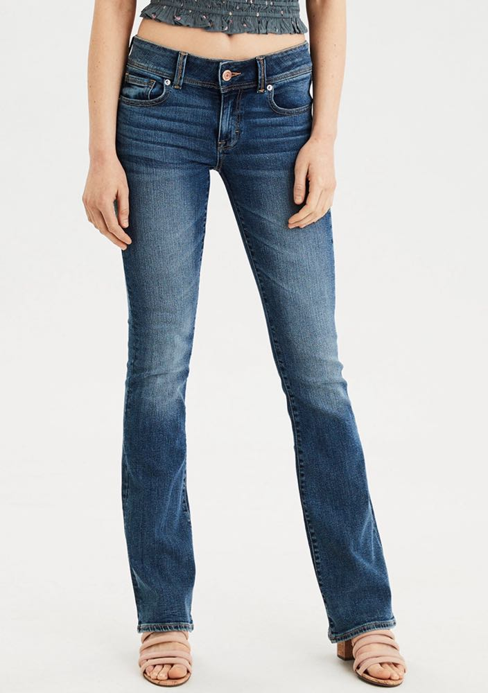 American Eagle Outfitters American Eagle Original Boot Jeans