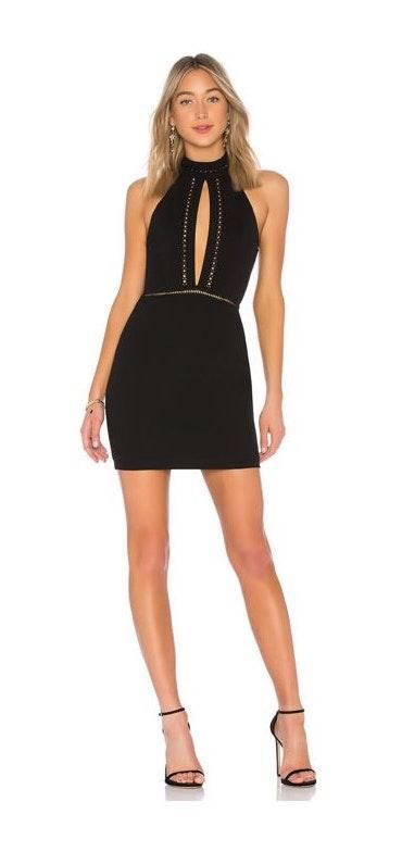 by the way. Bodycon Keyhole Dress