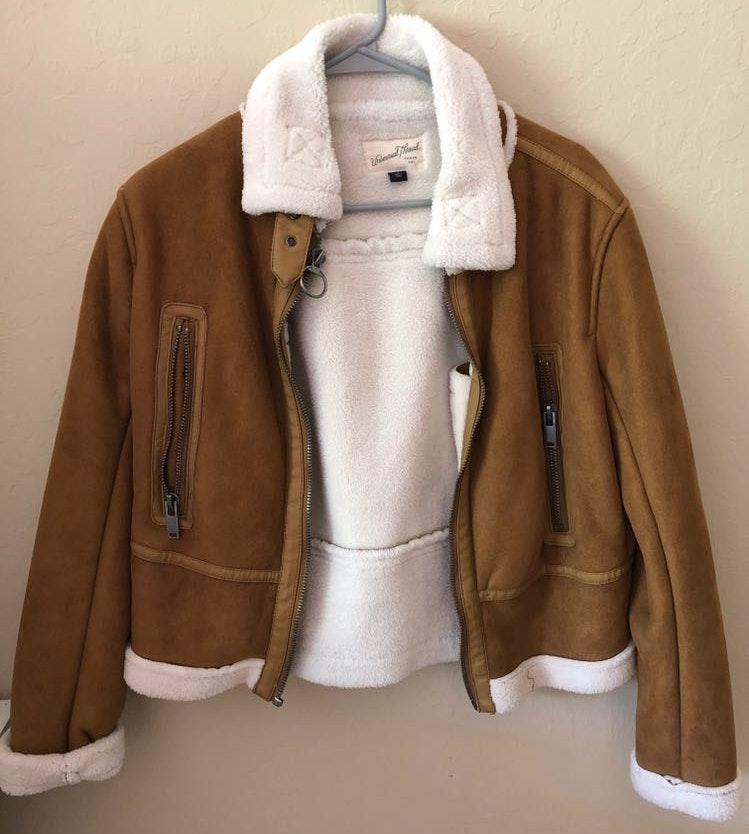 Universal Thread Vintage Fury Jacket
