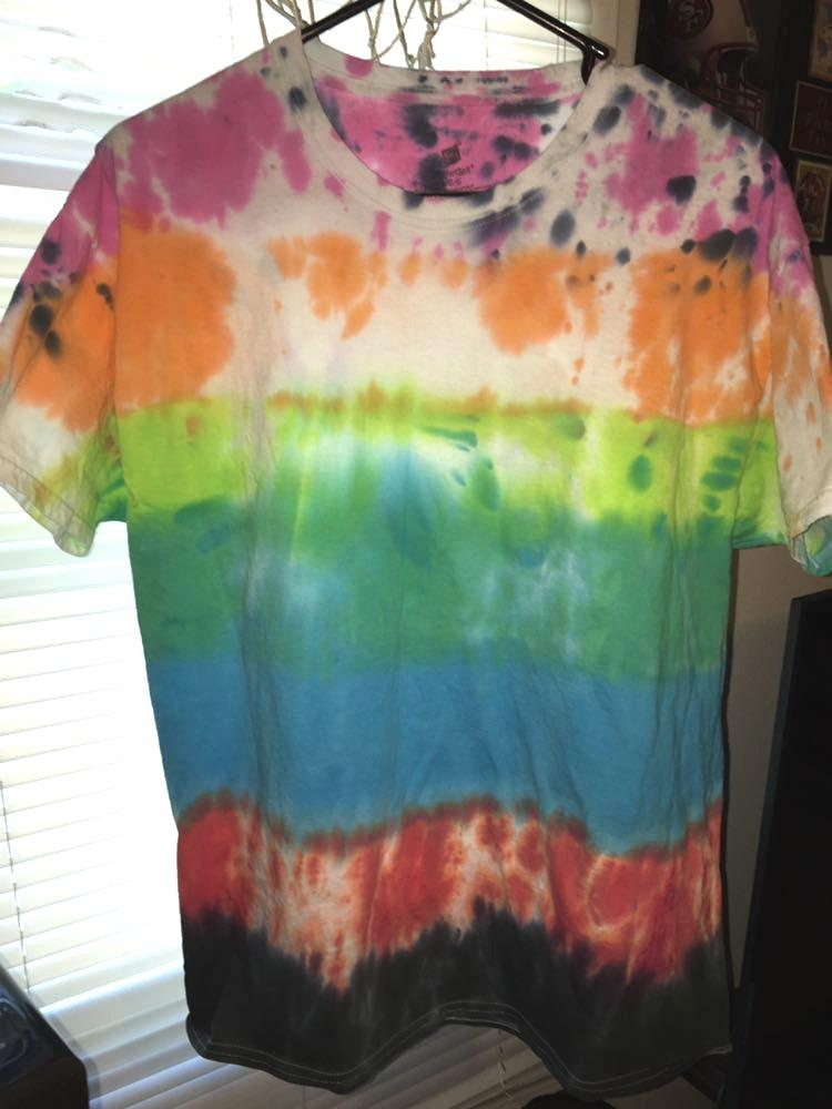 Hanes Handmade Tye Dye Shirt