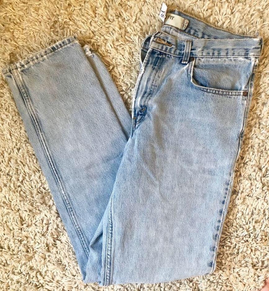 Levi's Vintage Levi 512 High Waisted Mom Jeans