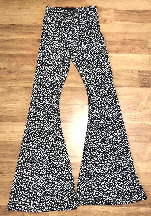Show Me Your Mumu Cheetah Bam Bam Bell Flare Pants