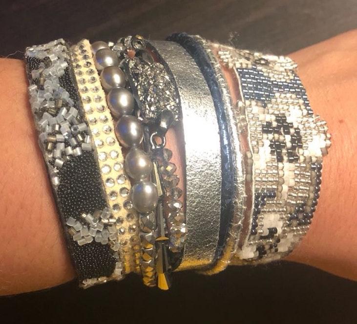 Hipanema Stack Cuff Bracelet
