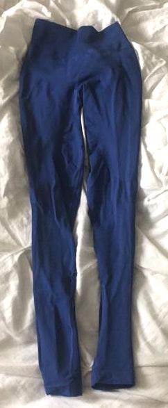 Lululemon Blue  Leggings