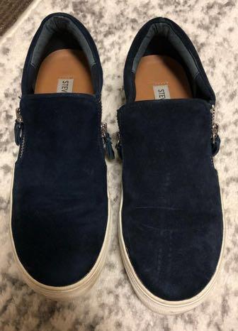 Steve Madden Navy  Sneakers