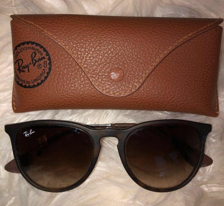Ray-Ban The Erica Sunglasses