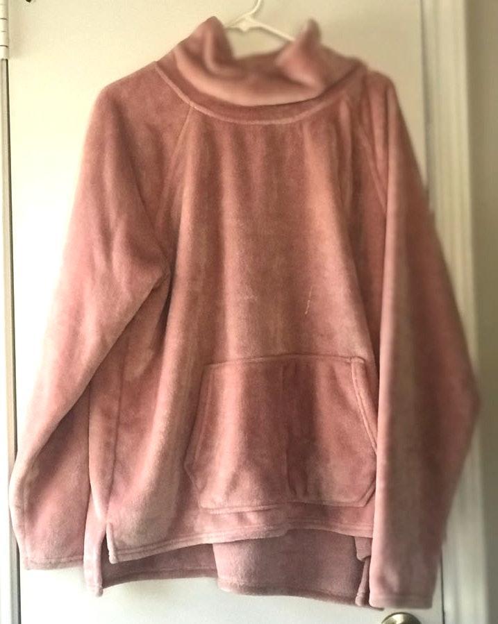 Champion Pink Oversized Sweater