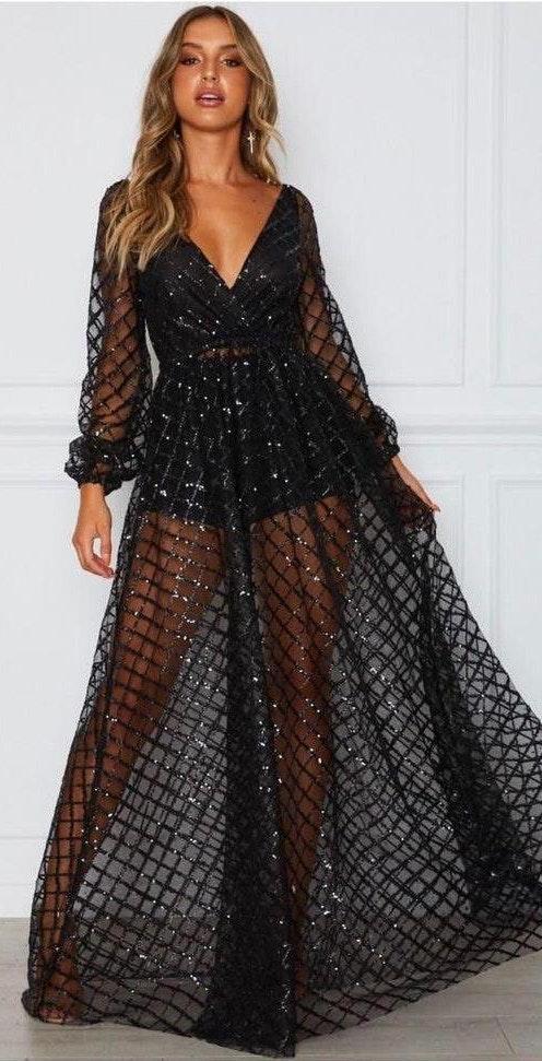 White Fox Boutique Formal Dress