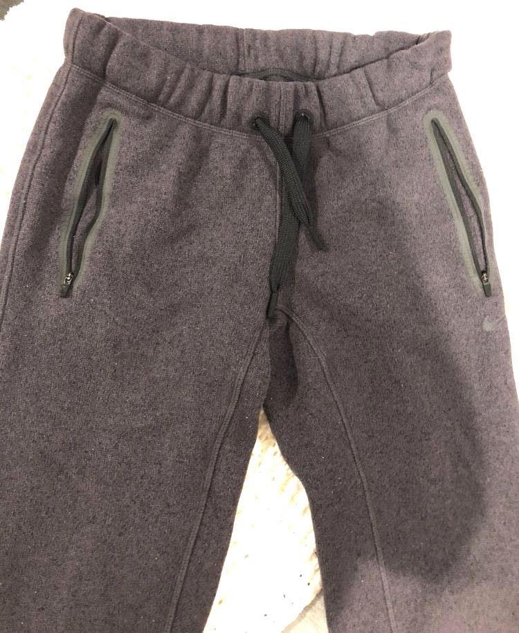 Nike dark grey sweatpants