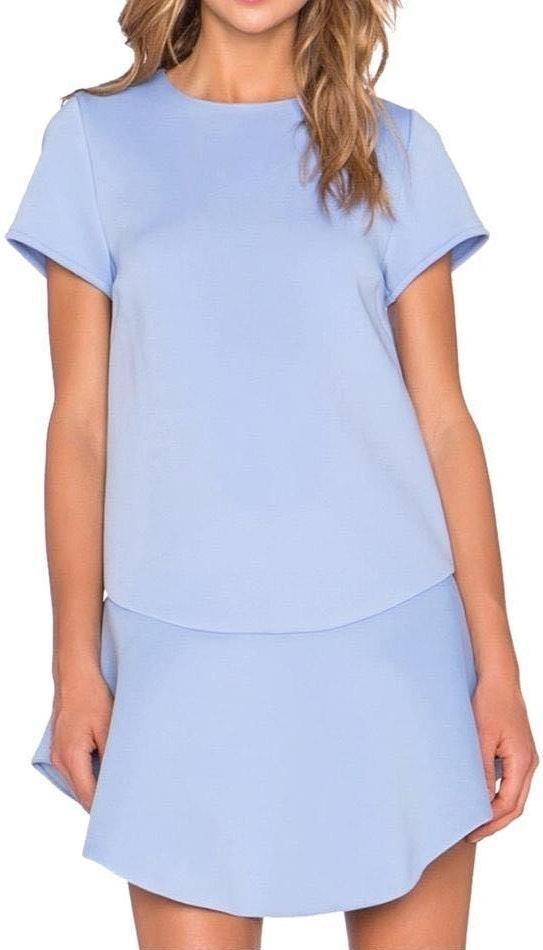 Elliatt Blue Mini Dress