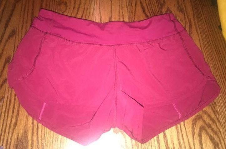 Lululemon Speed Shorts 2.5