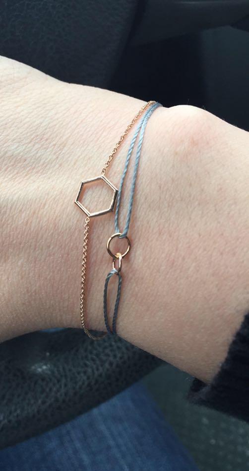 Hortense Love Bracelet