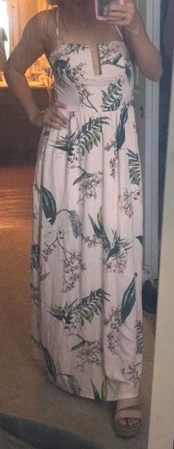 B.Original Maxi Dress