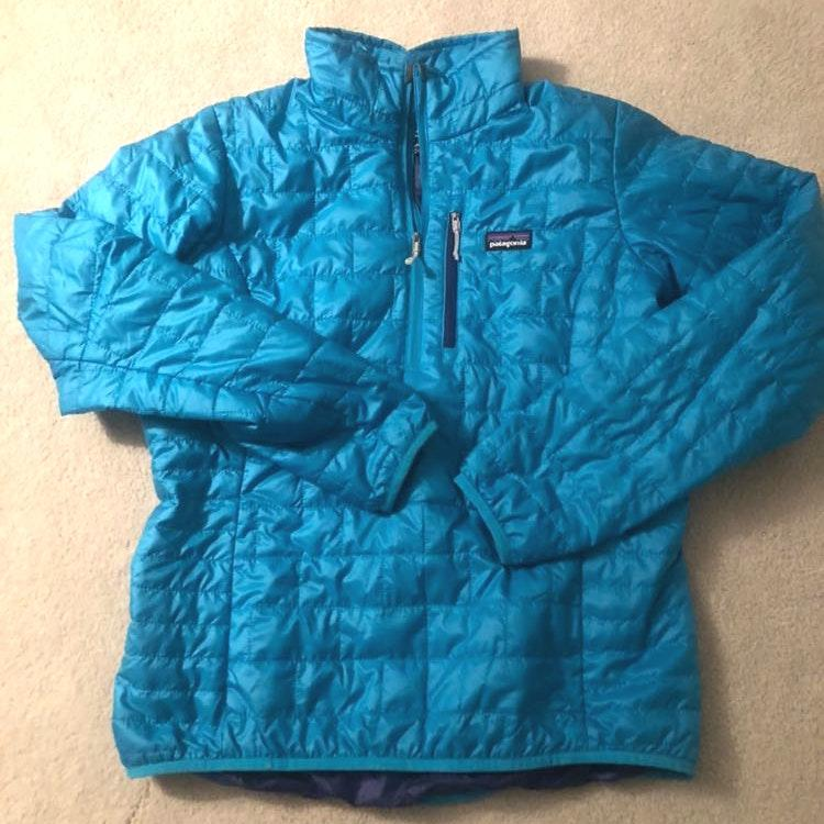 Patagonia Blue  Pull Over