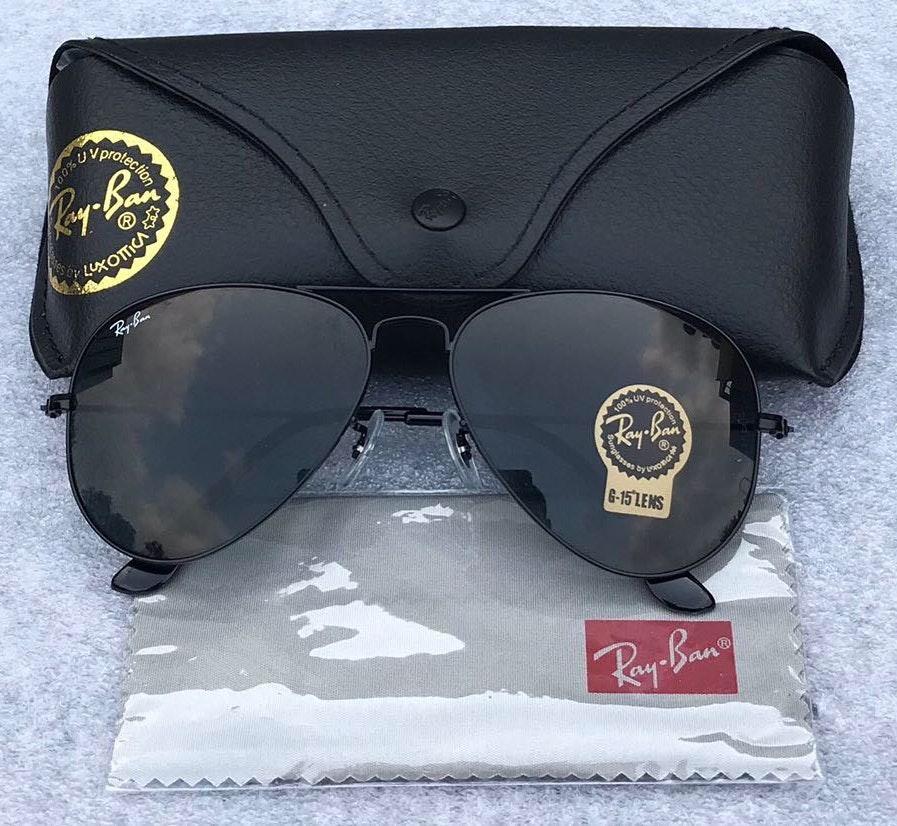 Ray-Ban Rayban 3025 Gray Lenses Sunglasses