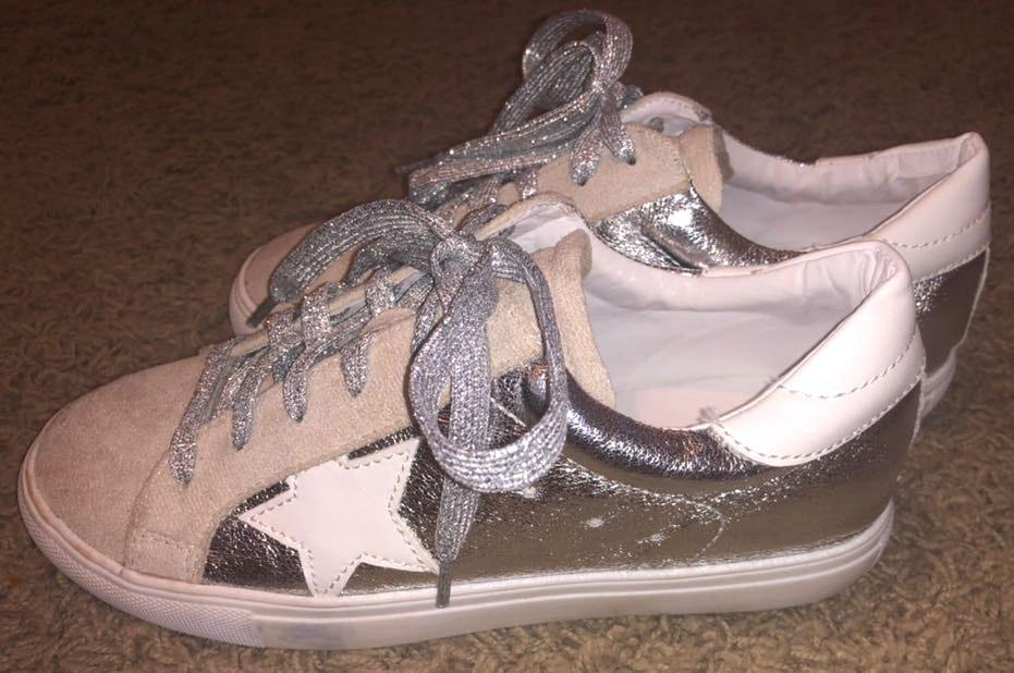 Golden Goose Inspired Sneakers