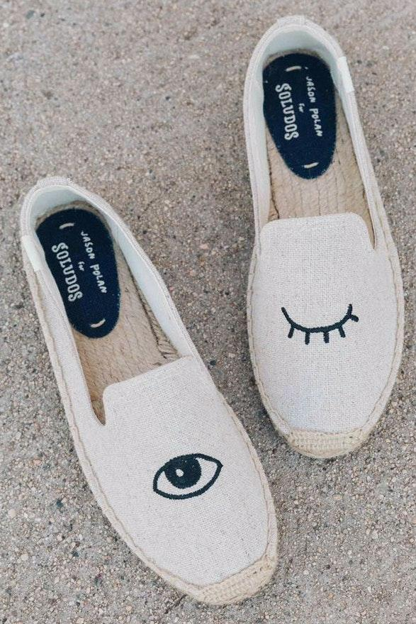 Soludos Eye Wink Shoes
