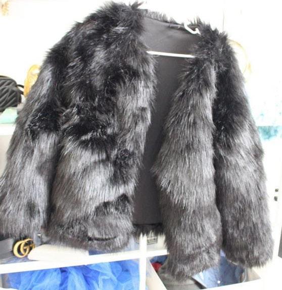 Windsor Faux Fur Jacket