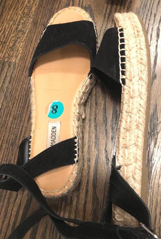 Steve Madden Espadrille Sandals
