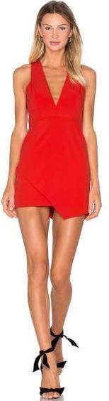NBD Red Dress