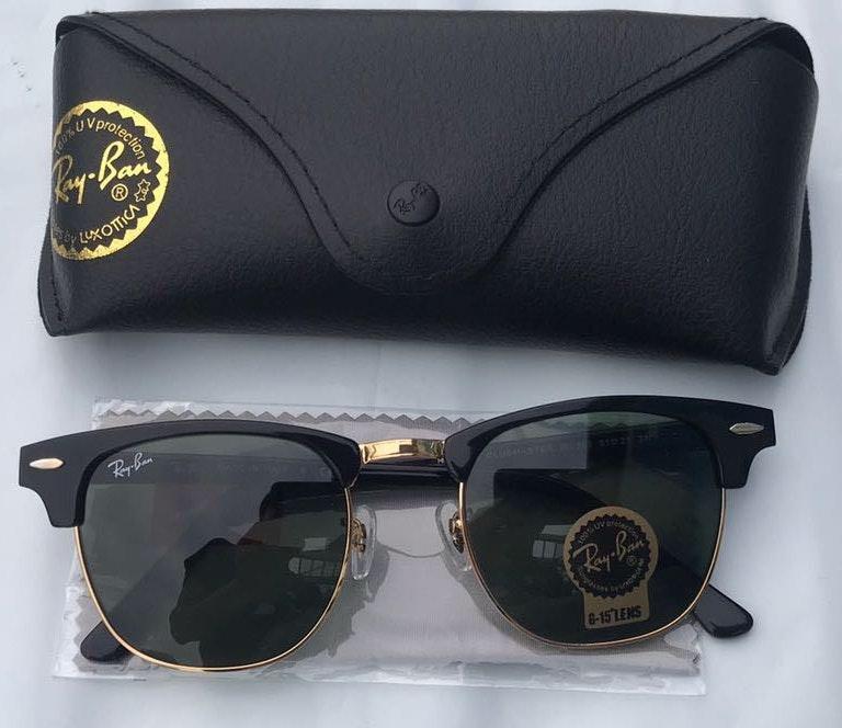 Ray-Ban Rayban 3016 Clubmaster Sunglasses