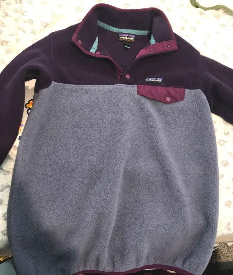 Patagonia Purple Synchilla