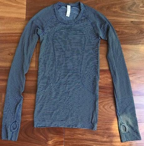 Lululemon NWOT  Swiftly Tech Longsleeve