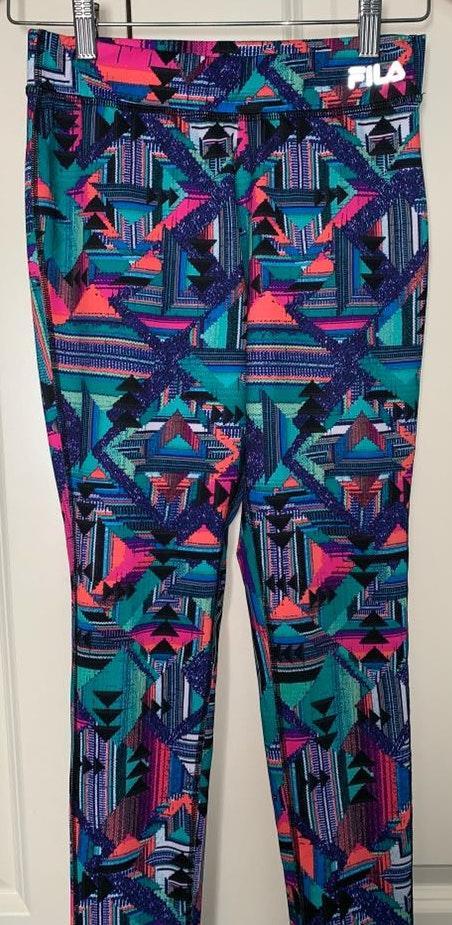 FILA Colorful leggings