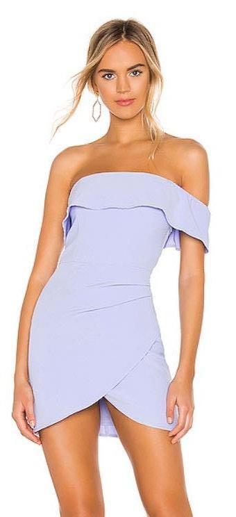 NBD X Maven Lynn Dress