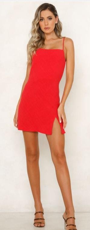 Hello Molly Vertigo Valley Dress