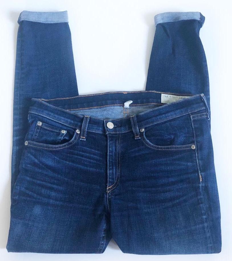 Rag & Bone Skinny Kensington Jeans