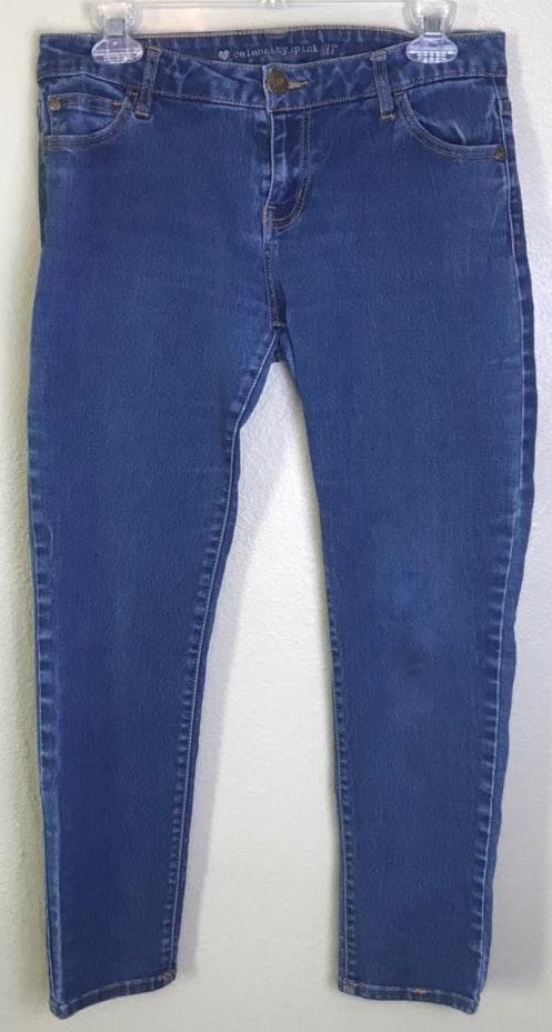 Celebrity Pink Skinny Jeans Size 11