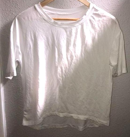 Lululemon Work Out Shirt