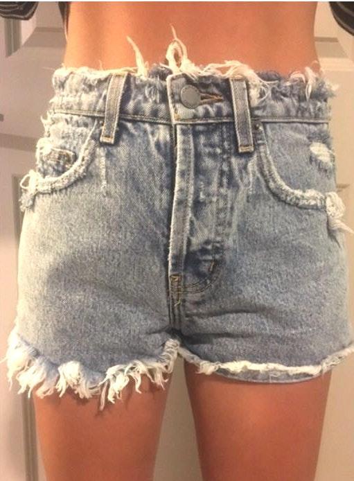 Carmar LF Jean Shorts