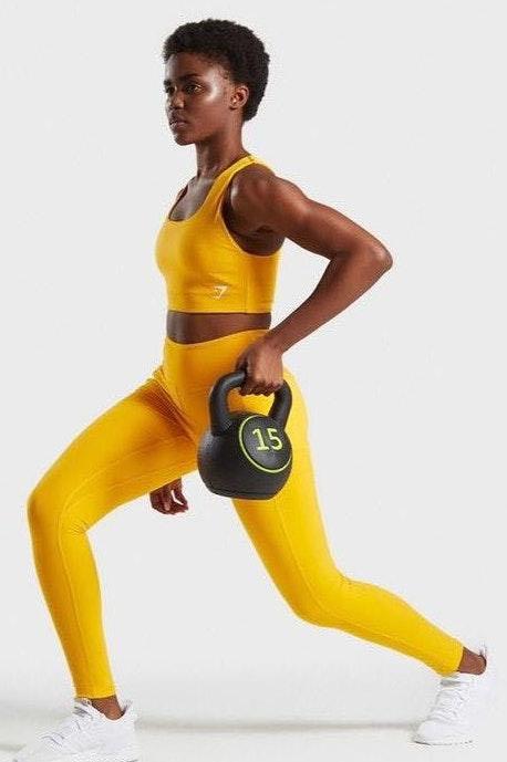 Gymshark Dreamy 2.0 Legging And Sports Bra