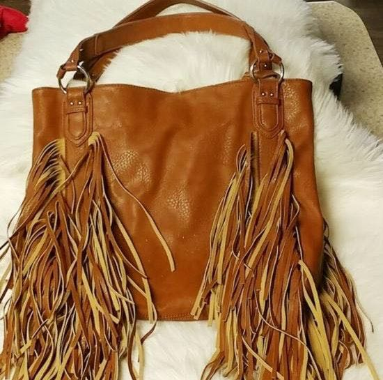 Free People Fringe Bag