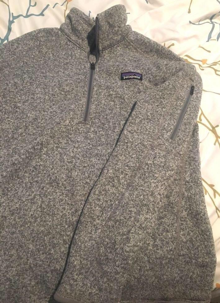 Patagonia Grey  Sweater