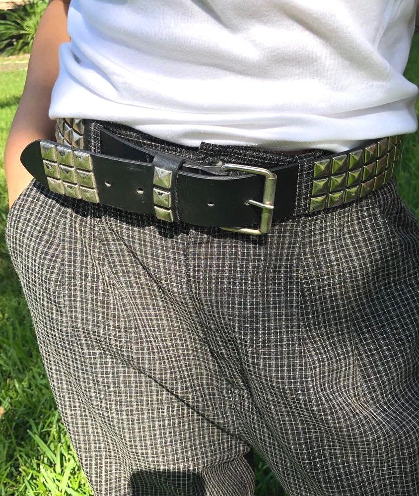 Older Studded Belt.