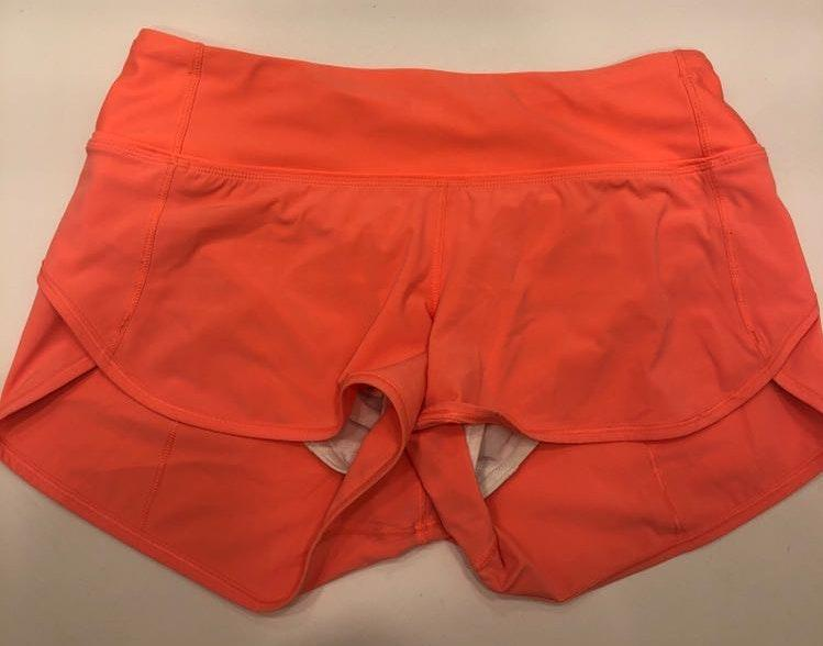 Lululemon Neon Shorts