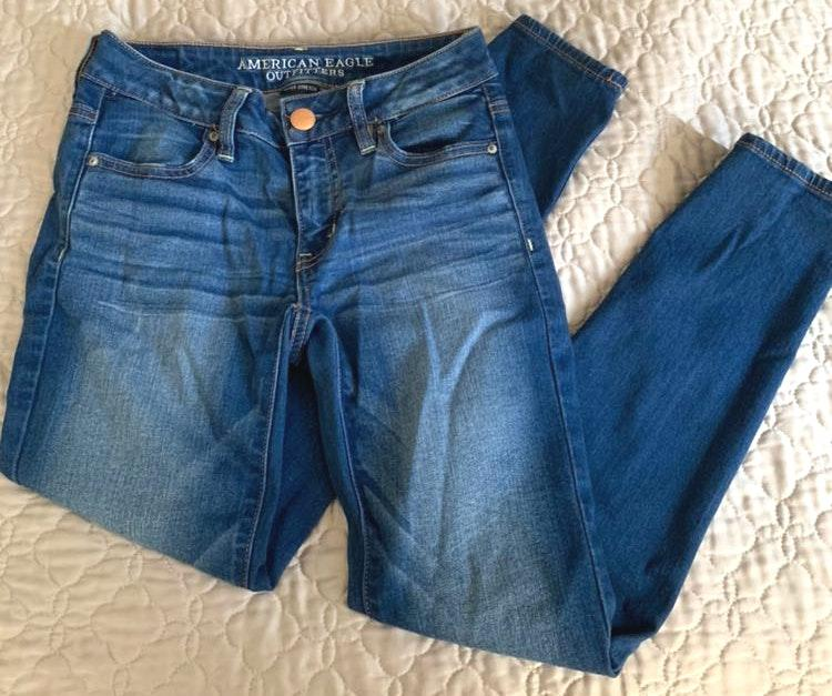 84ddd4944ef We're the buy/sell app for cute clothes. Say to being bored of your  clothes. Home American Eagle Outfitters American Eagle Jeans