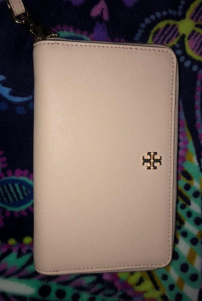 Tory Burch Light Pink  Wallet