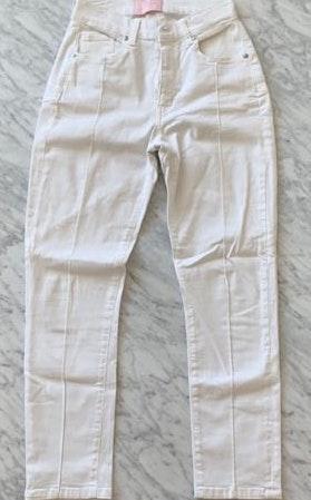 Revice Denim Venus Star Cropped Jeans