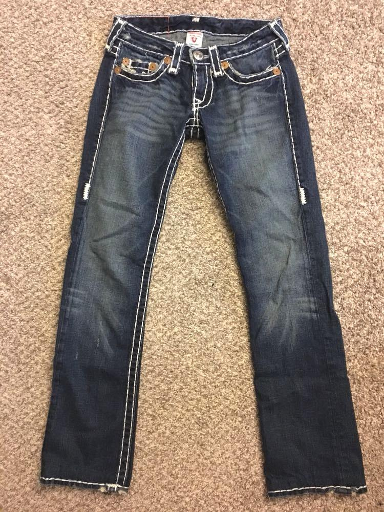True Religion Pants Size 24