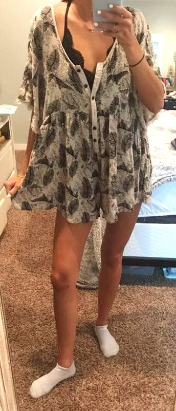 Urban Outfitters UO Romper