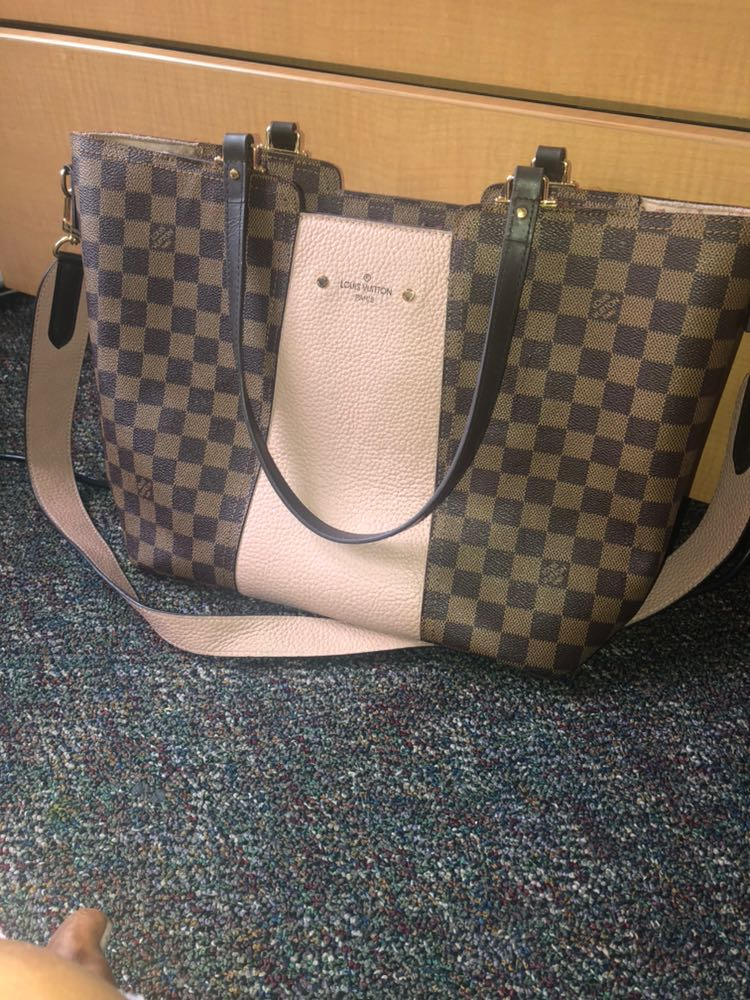 Louis Vuitton Jersey Tote