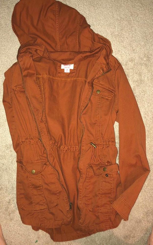 Target Autumn Color Jacket