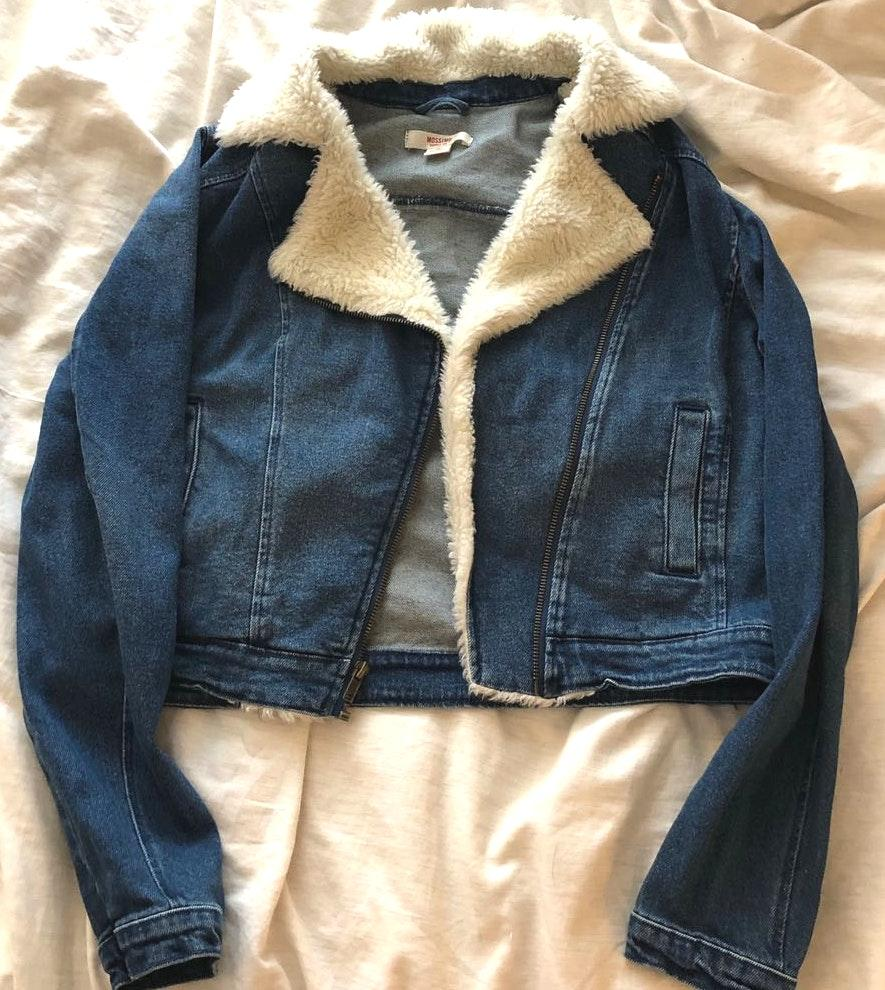 Mossimo Supply Co Jean Jacket