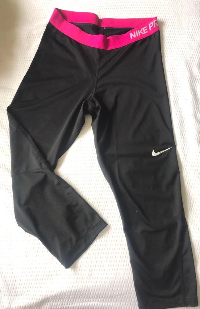 Nike Cropped DriFit Leggings