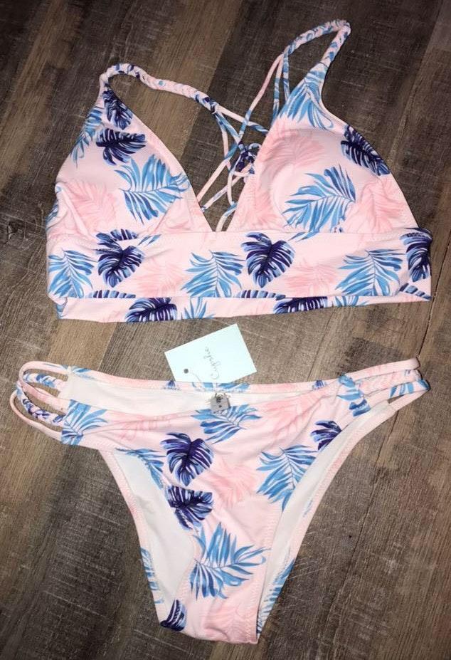 Cupshe Pink Bikini